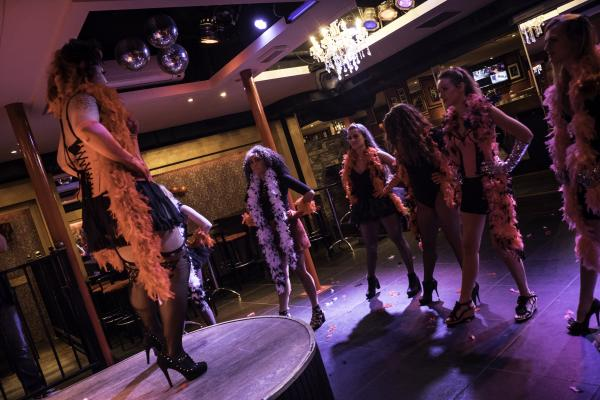 Burlesque Workshop in Groningen