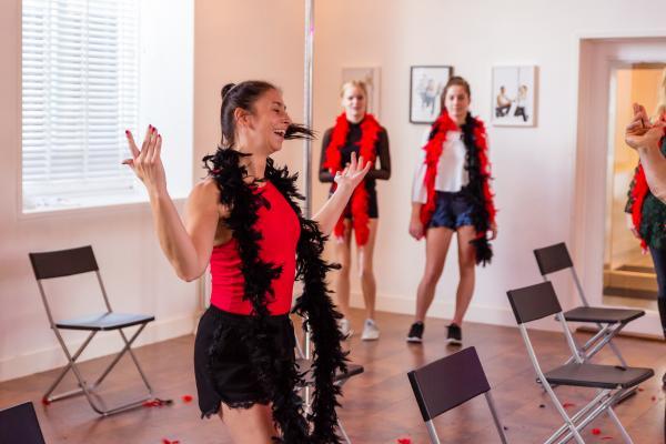 Burlesque Workshop in Groningen